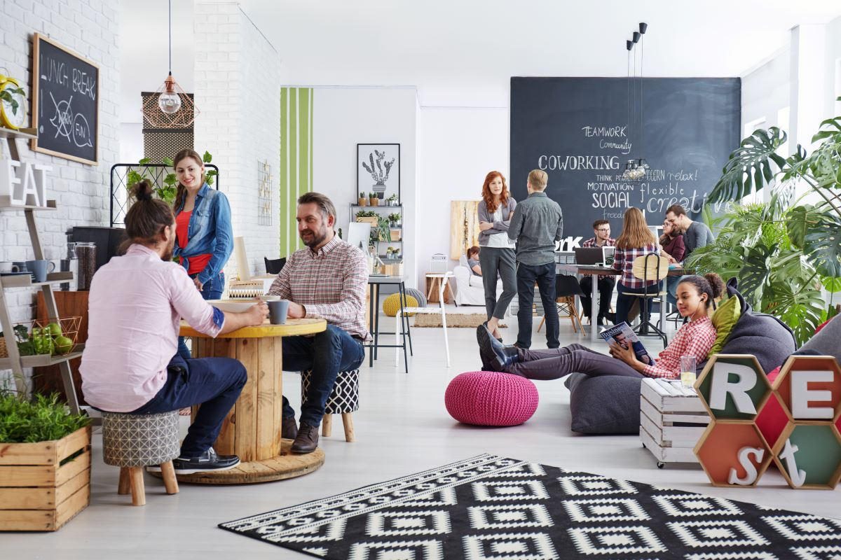 your workspace can impact productivity
