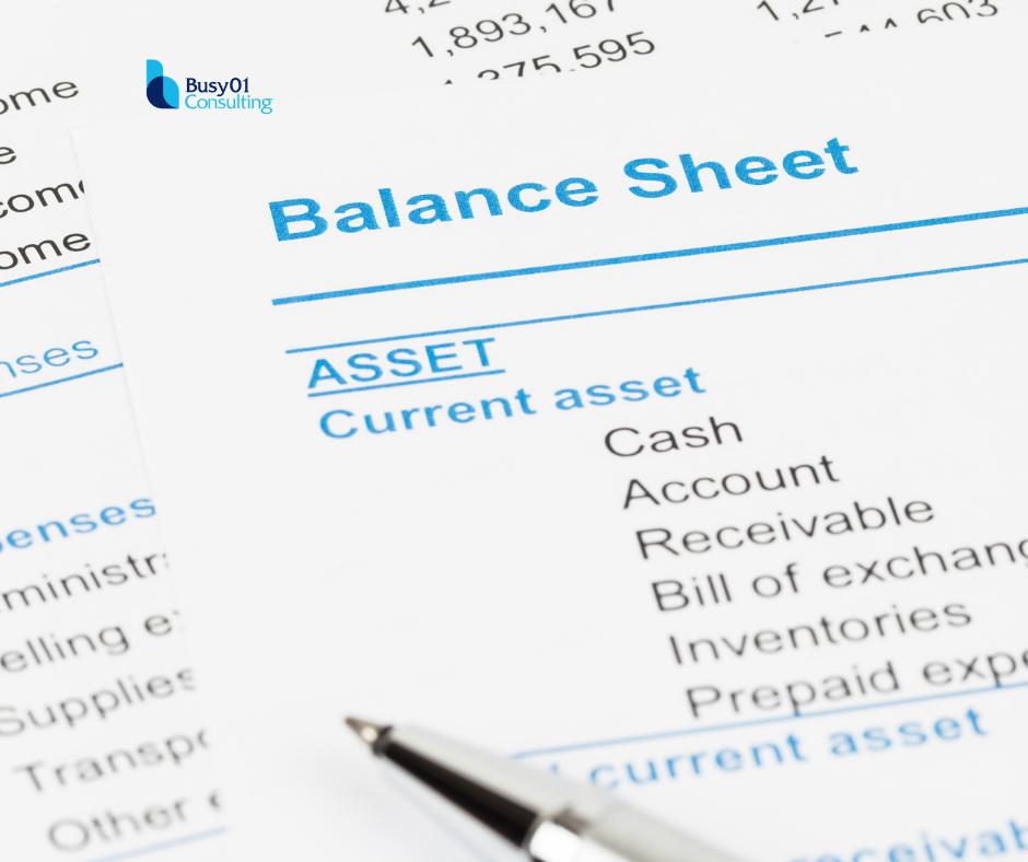demystifying your balance sheet